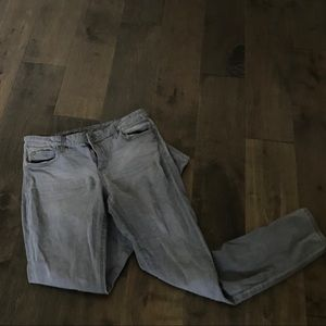 Cut from the kloth gray Mia toothpick skinny jeans